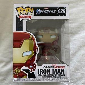 Funko | NWT Iron Man GamerVerse Pop